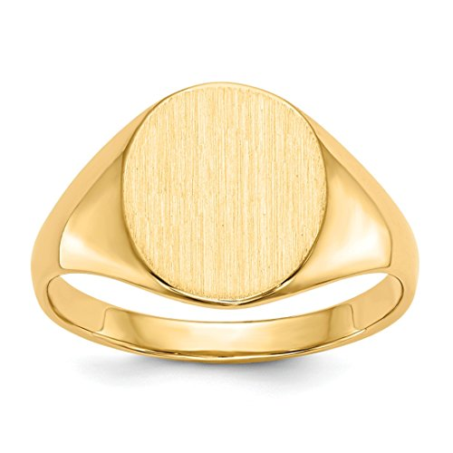 ICE CARATS 14kt Yellow Gold Si