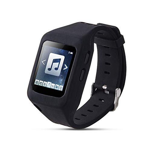- AGPTEK 16GB Clip MP3 Player with Watch Strap, Sport Bluetooth Mp3 Wearable Music Player for Running, Jogging, Cycling, Hiking Support Recording, FM Radio, Pictures, Video and Stopwatch