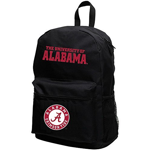 NCAA Alabama Crimson Tide Sprint Backpack, 18-inches by Concept One Accessories