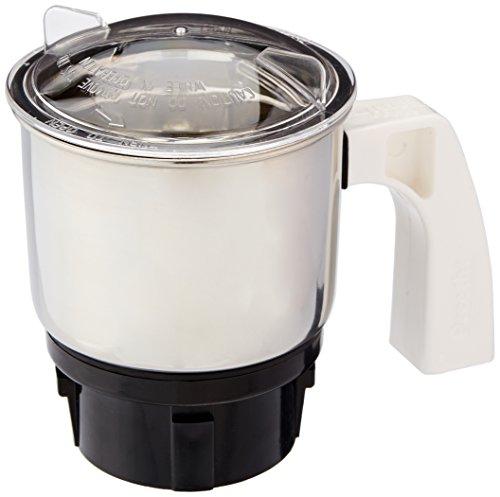 Preethi 0.4L Chutney Jar for Eco Plus/Chef Pro and Blue Leaf, 0.4-Liter -  13000012
