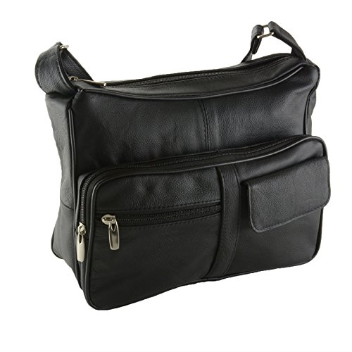 Womens Genuine Leather Shoulder Organizer product image