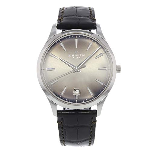 Zenith Captain Automatic-self-Wind Male Watch 03.2020.670/22.C498 (Certified Pre-Owned)