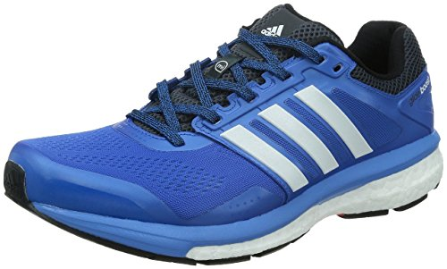 adidas Performance SUPERNOVA GLIDE 7 Blau Herren Running Laufschuhe Größe 41 1/3 UK 7,5