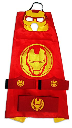 Make Iron Man Costumes (MyTinyHeroes Children's Superhero Costume - 5 Pc Set - Ironman)