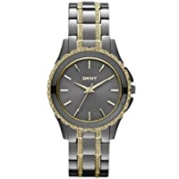DKNY NY8700 Ladies Street Smart Grey Watch from DKNY