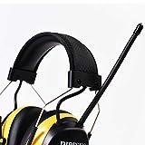 Wireless Noise Cancelling AM FM Radio Headphones