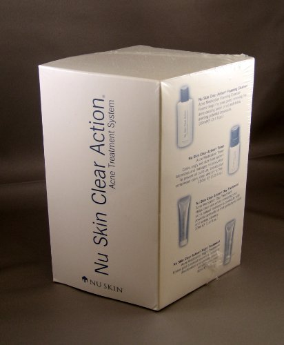NUSKIN Nu Skin Clear Action Acne Treatment System