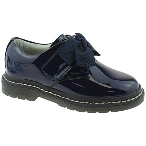 Width uk Kelly Blue F de01 School 33 Patent Lelli Lk8284 Navy Shoes 1 Irene q7vwXdS