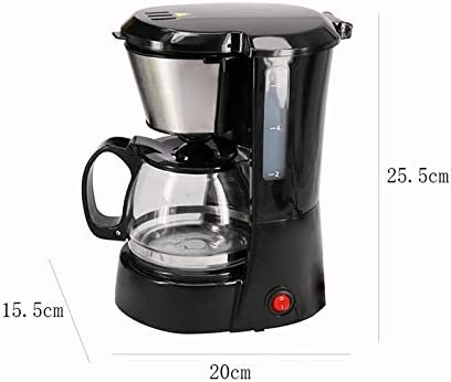 Cafetera 650Ml Electric Automatic Drip Coffee Maker Household ...