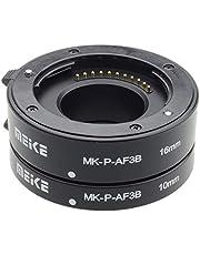 MEIKE mk-p-af3b - Tubo de extensión Macro para cámaras Panasonic/Olympus sin Espejo