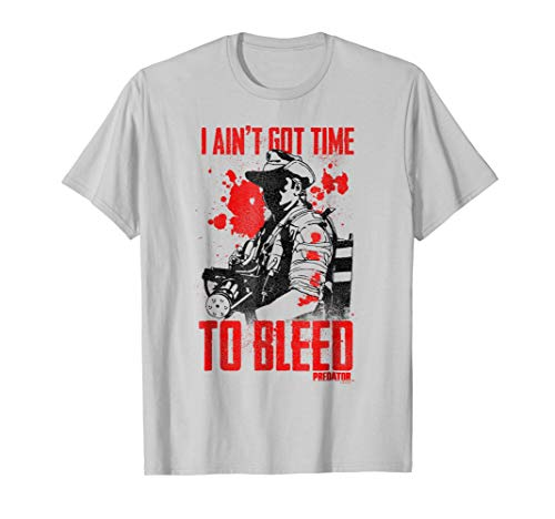 Men or Women's Predator Ain't Got Time to Bleed T Shirt
