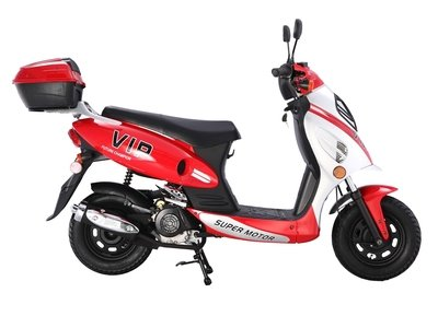 amazon com taotao cy50 a fully automatic 49cc gas scooter moped w