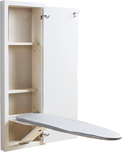Compare Price Ironing Board Cabinet Wall Mount On