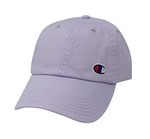 Champion Flow Dad Adjustable Cap, Light Pastel Purple, One Size