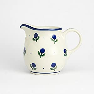 Polish Pottery Creamer Milk Jug – Sloeberry