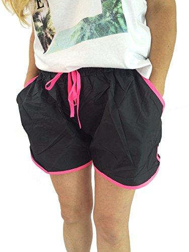 Miss Good - Shorts - para mujer negro