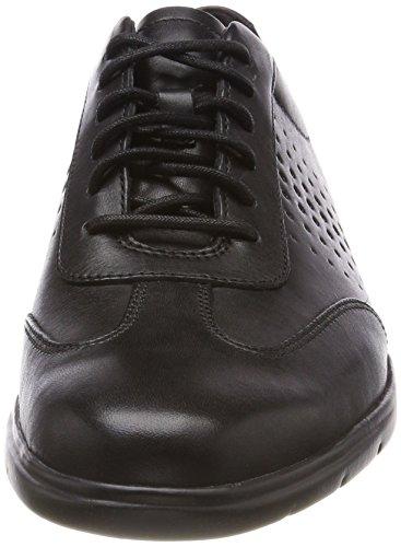 Up Mens Shoes Vibe CLARKS CLARKS Black Vennor Vibe Vennor Lace Mens Lace zxTSA0