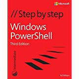 Windows PowerShell Step by Step (3rd Edition)