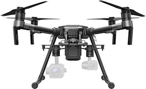 DJI Matrice 200 Quadcopter Drone (Matrice 210 w| Dual Gimbal Bundle)
