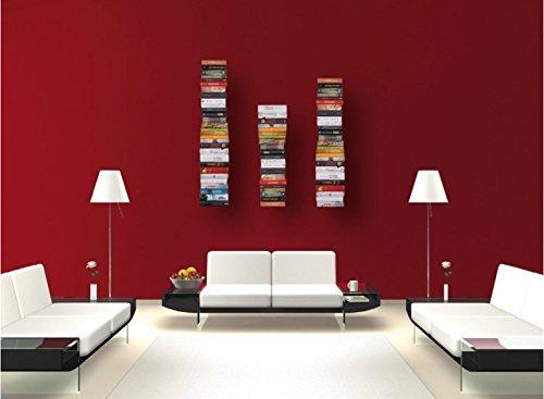 Reggilibri invisibile libreria mensola design per libri sospesi ...