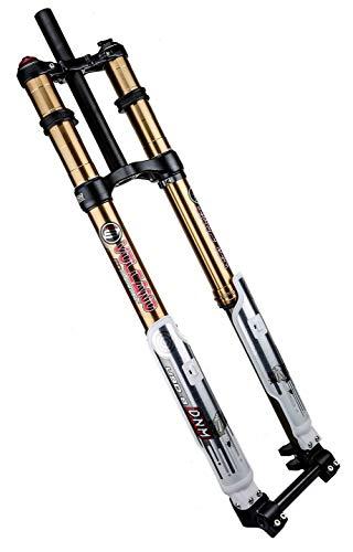 DNM USD-8 Downhill Mountain Bike Air Fork 1-1/8' 203mm 20mm Axle 26'