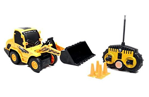 Channel Bulldozer Electric Construction Vehicle