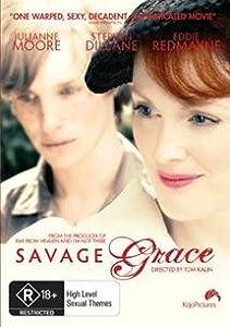 amazoncom savage grace region 4 julianne moore