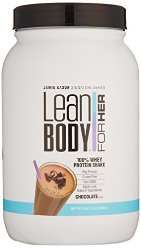Jamie-Eason-Signature-Series-100-Whey-Protein-Shake-Ideal-All-Natural-Protein-for-Women-with-Zero-Artificial-Flavors-Colors-or-Sweeteners26-Pound