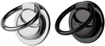 Black Cellphone Ring Holder