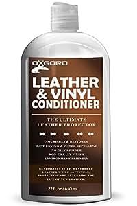 Amazon Com Leather Conditioner 22oz Kit Restores