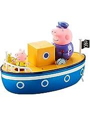 Brinquedo Barco do Vovô Pig, Peppa Pig, Sunny