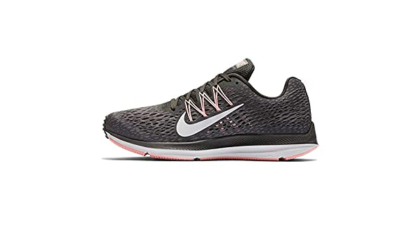 Nike Wmns Zoom Winflo 5, Zapatillas de Deporte para Mujer, Multicolor (Newsprint/Summit White/Dark Stucco 004), 44 EU: Amazon.es: Zapatos y complementos