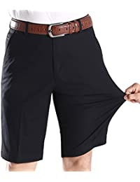 Men's Relaxed Fit Stretch Twill Work Shorts
