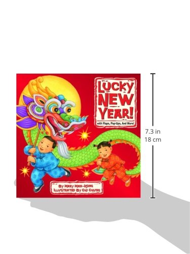 Lucky New Year! with Flaps, Pop-Ups, and More!