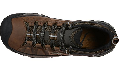 KEEN Targhee III WP Calzado para senderismo big ben/golden brown