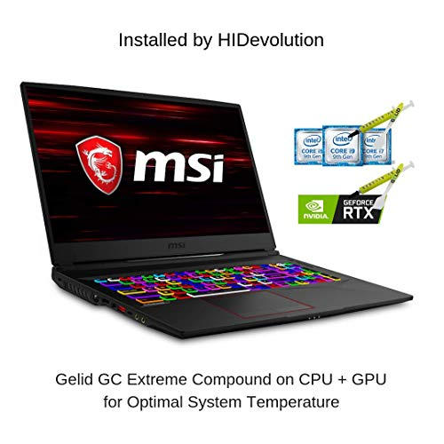 HIDevolution MSI GE75 9SF Raider (MS-GE75286-HID1-US)