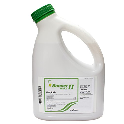 Syngenta Banner Maxx II 128oz- Propiconazole Fungicide