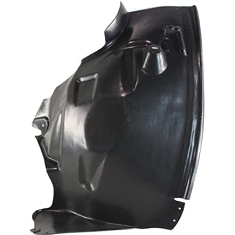 New Fender Splash Shield for Mercedes-Benz R350 MB1248132 2006 to 2010