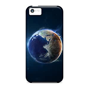 For Iphone 5c Fashion Design Earth Space Planet Jootix Case-uIiuT55xPGzA