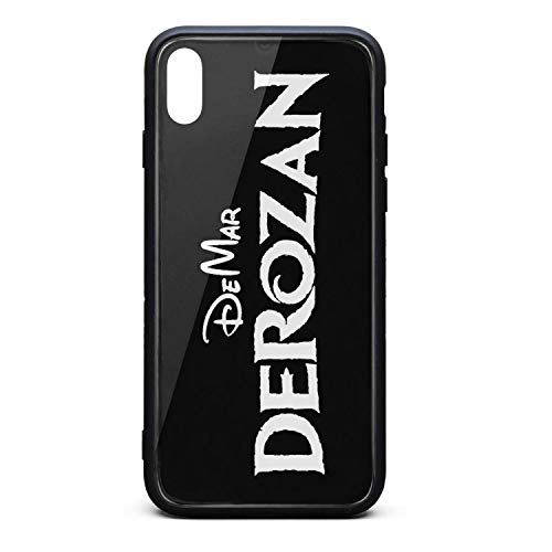 3D Phone Cases for iPhone X,Xs,Xs Max Anti-Slip Shockproof Ultra Slim Stylish Perfectly Fit Tempered Glass Back Covers Durable PC TPU Scratch Resistant Shockproof Glossy
