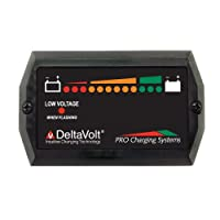 PRO Charging Systems - Delta Volt 48V State of Charge Meter (for 48v applications only)