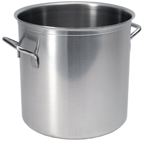 Sitram Catering 22.2-Quart Commercial Stainless Steel Stockpot