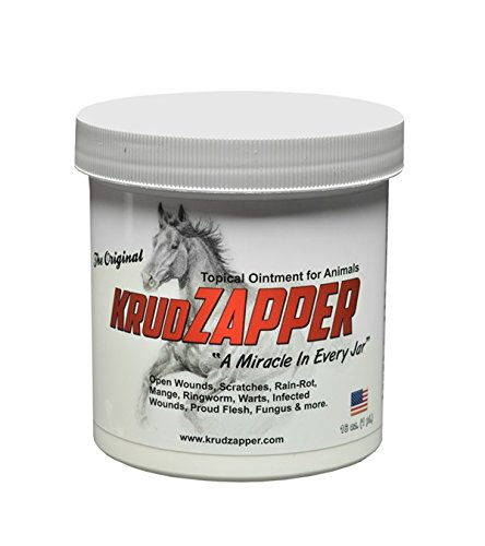Krudzapper Ointment, 16 oz by Krudzapper (Image #1)