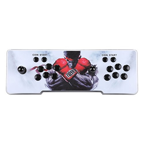 Happybuy Arcade Game Console 1080P Games 1500 in 1 Pandora's Box 2 Players Arcade Machine with Arcade Joystick Support Expand Games for PC / Laptop / TV / PS4 by Happybuy (Image #8)