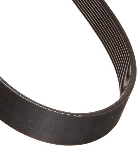 "UPC 072053252576, Gates 240J10 Micro-V Belt, J Section, 240J Size, 24"" Length, 1"" Width, 10 Rib"