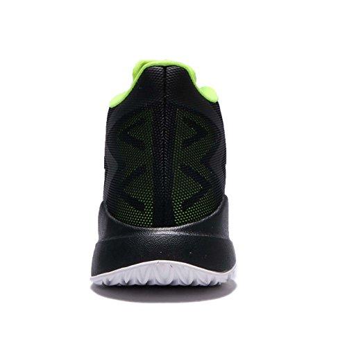 Nike Mens Zoom Bevis Basketskor Svart / Vit Volt