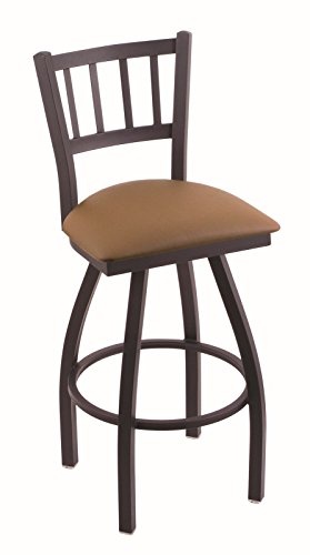 413X4xFK0eL - Holland-Bar-Stool-Co-810-Contessa-25-Counter-Stool-with-Black-Wrinkle-Finish-and-Swivel-Seat-Allante-Beechwood