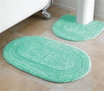 Bath Mat Mint Green Co Uk Kitchen Home