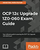 OCP Upgrade 1Z0-060 Exam guide Front Cover