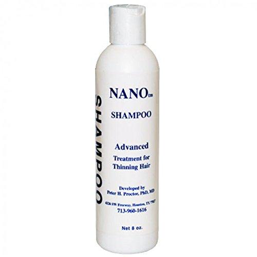 Nano Shampoo By Dr. Proctor, 8 Ounce (Provillus Shampoo)
